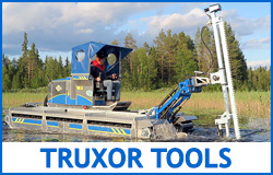 Truxor tools
